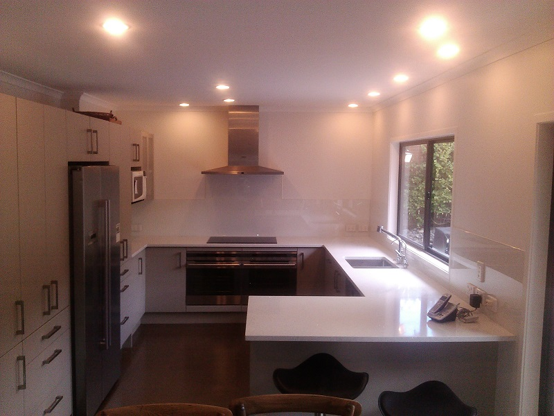 Sleek Kitchen in Torbay Kitchen renovation photo